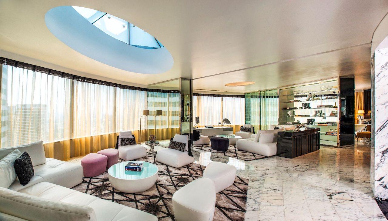 ห้องชุด 7 ในโรงแรม สำหรับปาร์ตี้ของคุณ