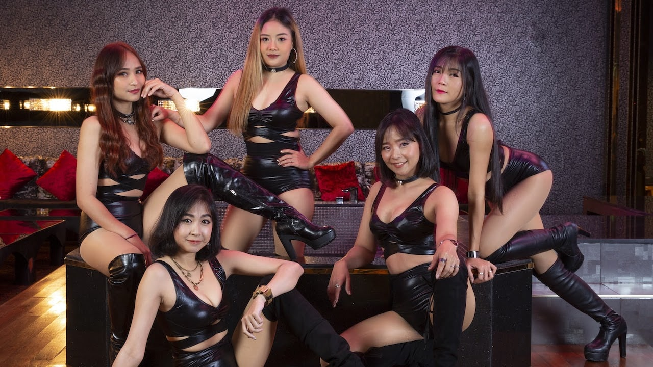 สุดยอดการแสดง BDSM