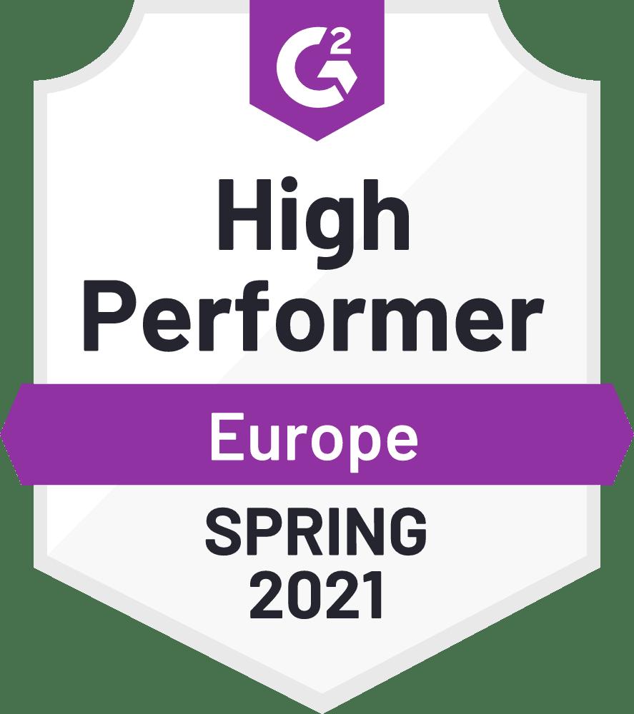 Zeotap branded as G2 leader high performer 2021