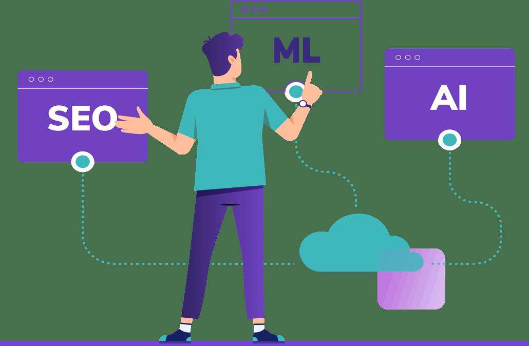 SEO SaaS Technology Stack - DWX