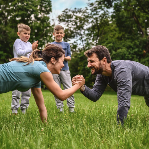 5 Reasons Exercise Makes You a Better Parent