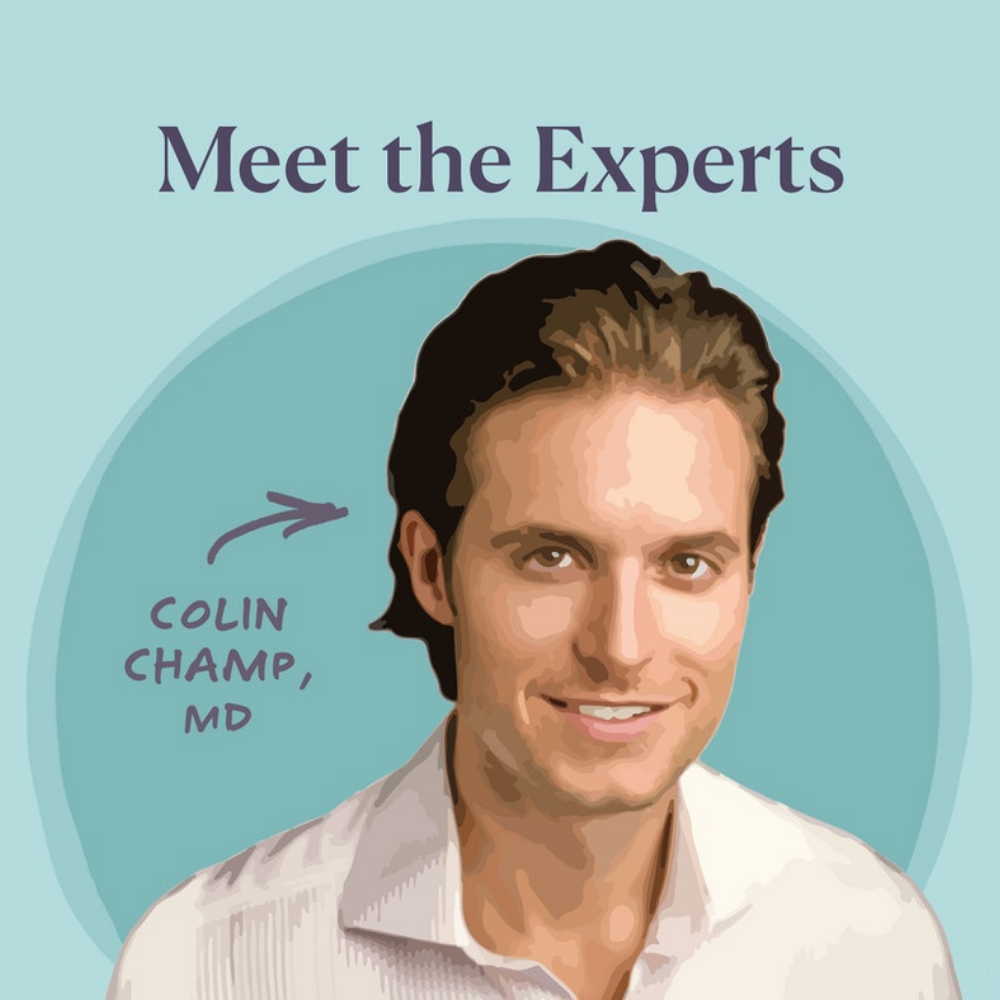 Meet The Family Thrive Experts: Colin Champ, MD