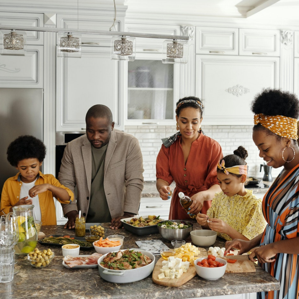 Doctor Dad: Why I'm Committed to My Family's Dinner Time