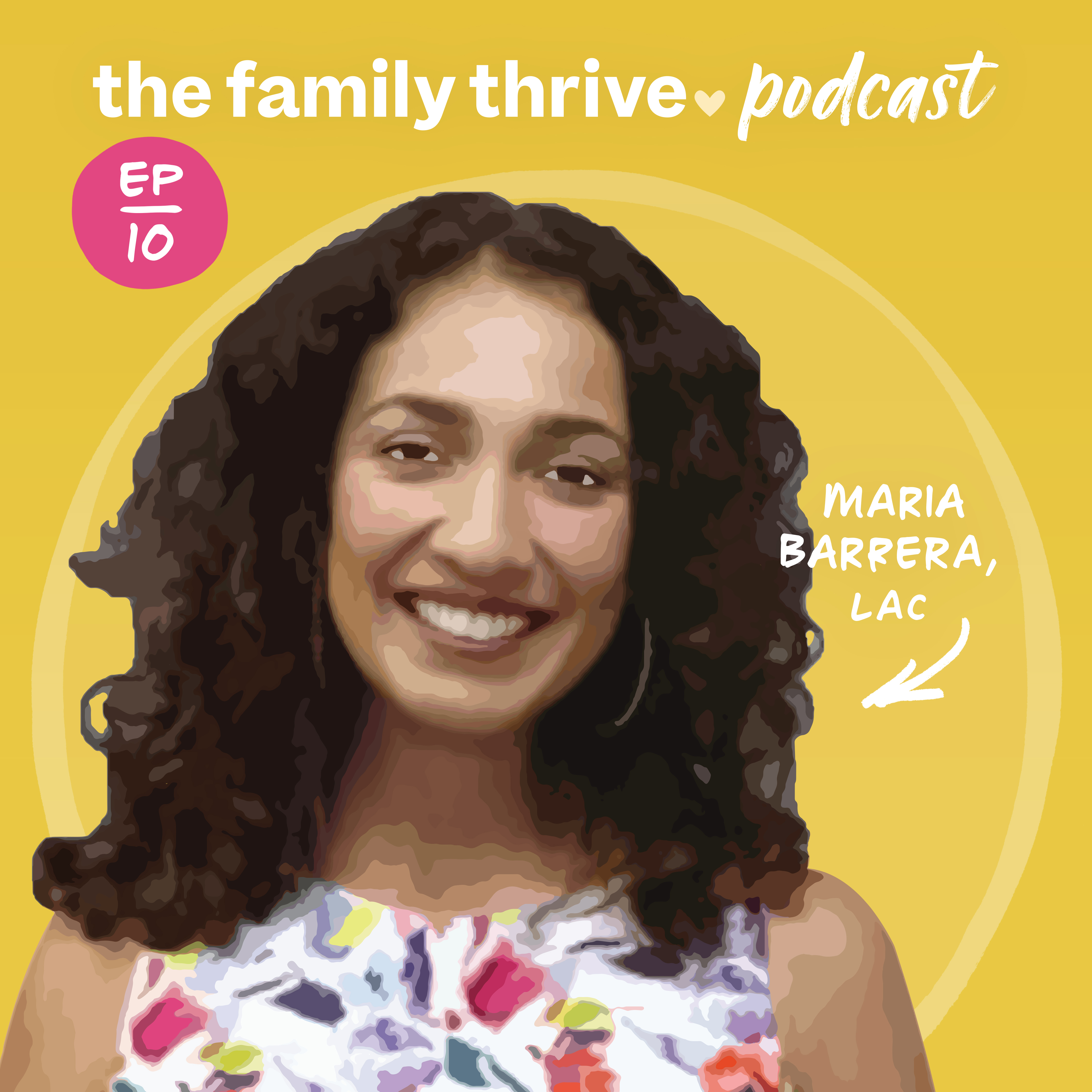 Podcast Ep. 10: Tuning Into Intuition and Traditional Healing With Maria Barrera, LAc