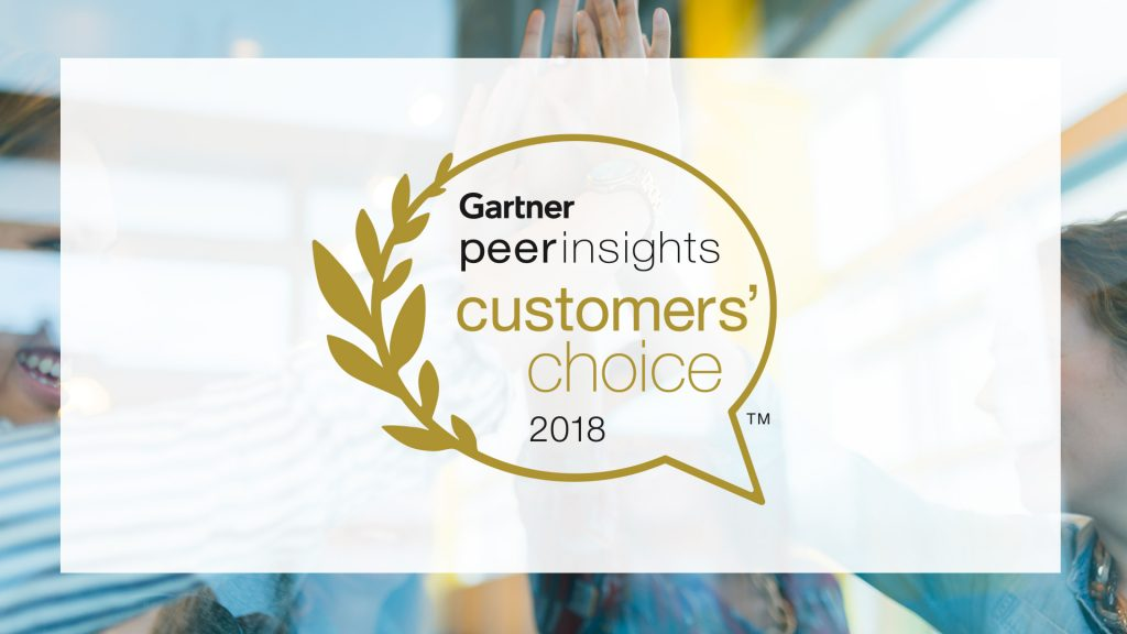Egnyte is named a 2018 Gartner Peer Insights Customers' Choice for Content Collaboration Platforms - Egnyte Blog