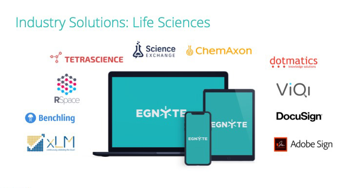 Egnyte for Life Sciences: A Unified Platform for Regulatory Compliance, Remote Collaboration, and Data Governance - Egnyte Blog