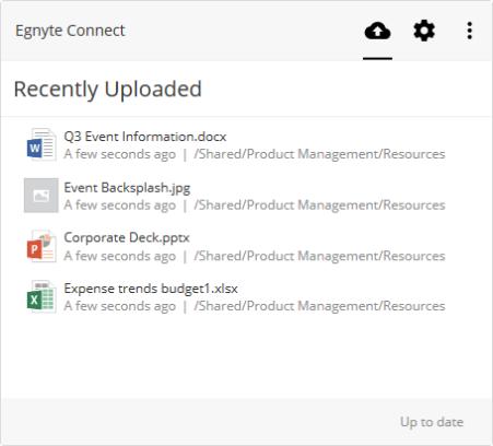 Egnyte Connect for Desktop 3.0: Design Meets Functionality - Egnyte Blog