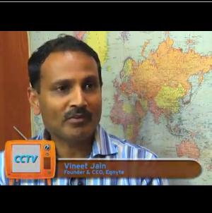 Vineet Jain Discusses Egnyte HybridCloud on Cloud Cover TV - Egnyte Blog