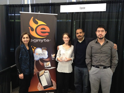Egnyte Wins Most Promising Startup Cloud Provider Award! - Egnyte Blog