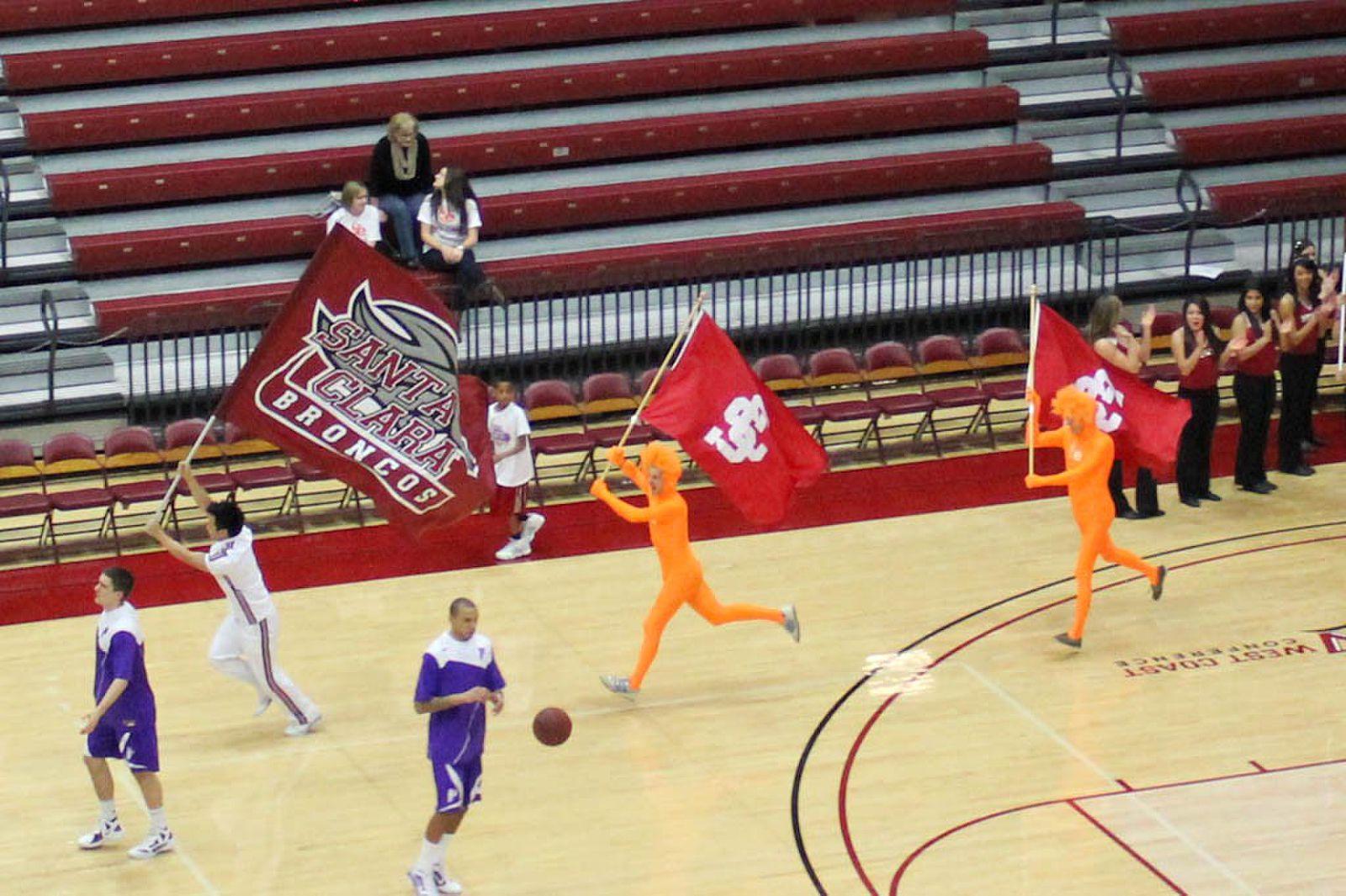 Egnyte Night with the Santa Clara University Broncos - Egnyte Blog