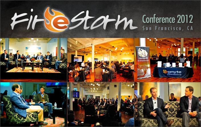 Firestorm 2012: post game wrap up - Egnyte Blog