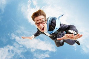 Cloud-Only File Sharing is More Risky than Skydiving - Egnyte Blog