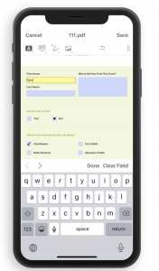 Annotate and Fill Out PDF Files Directly With the Egnyte Mobile App -Egnyte Bog