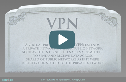 The Evolution …. and Death of the VPN - Egnyte Blog