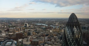 Celebrating Egnyte's European Expansion with a Bird's Eye View on London - Egnyte Blog