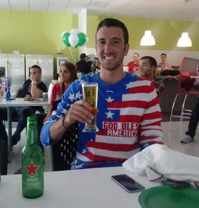Heineken Helps Egnyte Celebrate the World Cup 2014 - #BrazilianNoShow - Egnyte Blog