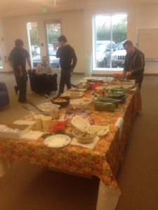 Friends, Feasting, and Food Drive - Egnyte Blog