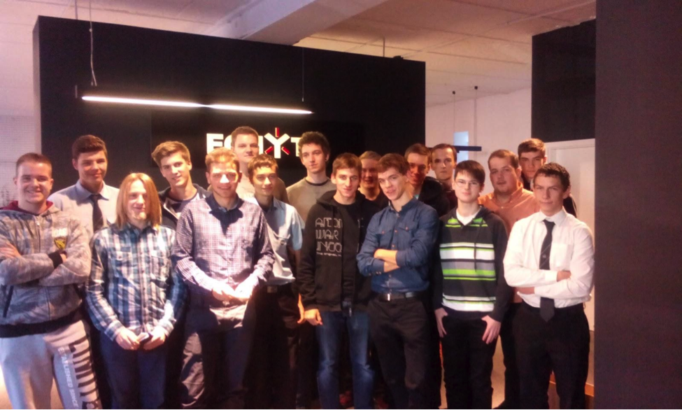 Egnyte Poland Opens Its Door to High School Students - Egnyte Blog
