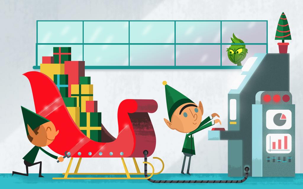 Bringing Smart Content to Santa - Egnyte Blog