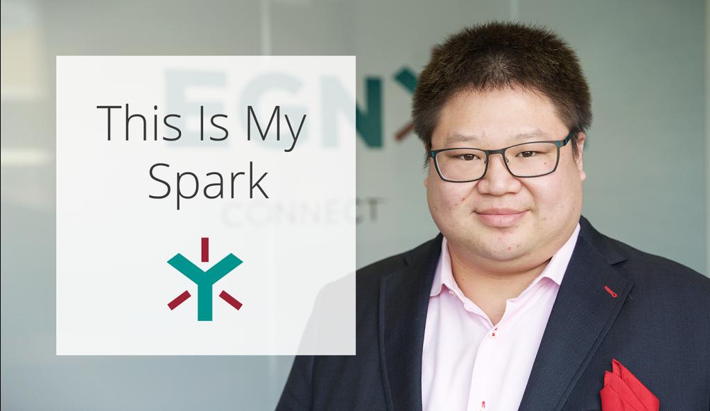 Spark Spotlight: Michael Kueh - Egnyte Blog