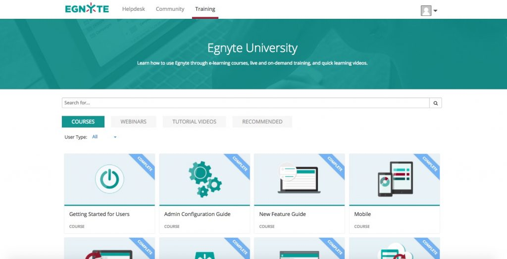 How The New Egnyte University Boosts Your Productivity-Egnyte Blog
