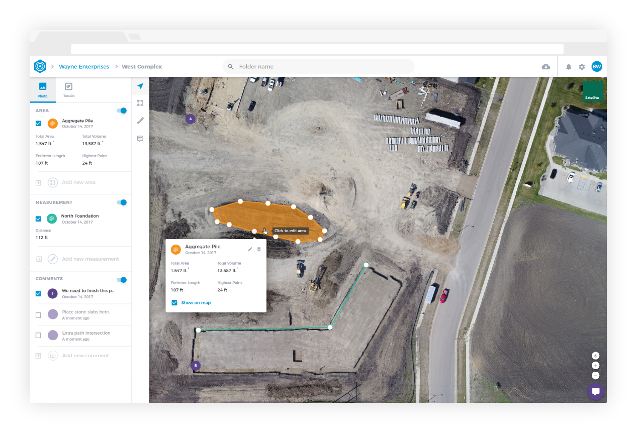 Drone Data From the Clouds to the Cloud   Egnyte + Botlink - Egnyte Blog