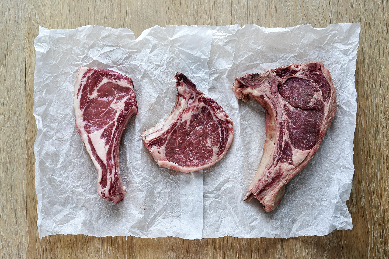 Stykningsdeler av kjøtt