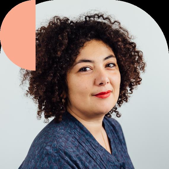 Anissa, animatrice de la communauté