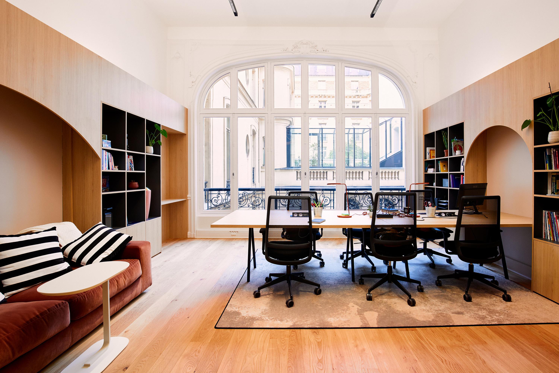Aménagement espace bureau - beau bureau design