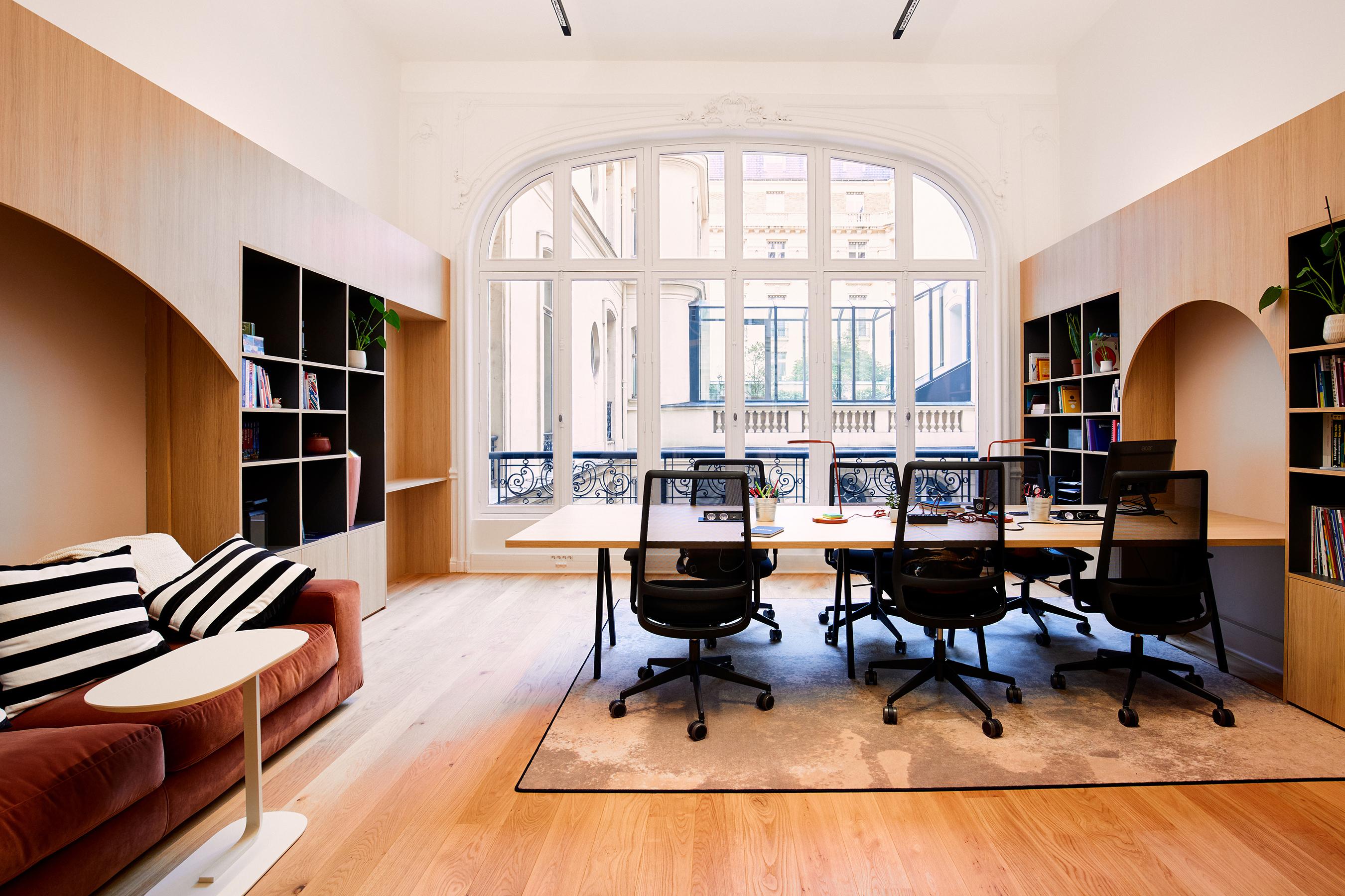 Aménagement espace bureau -  bureau design