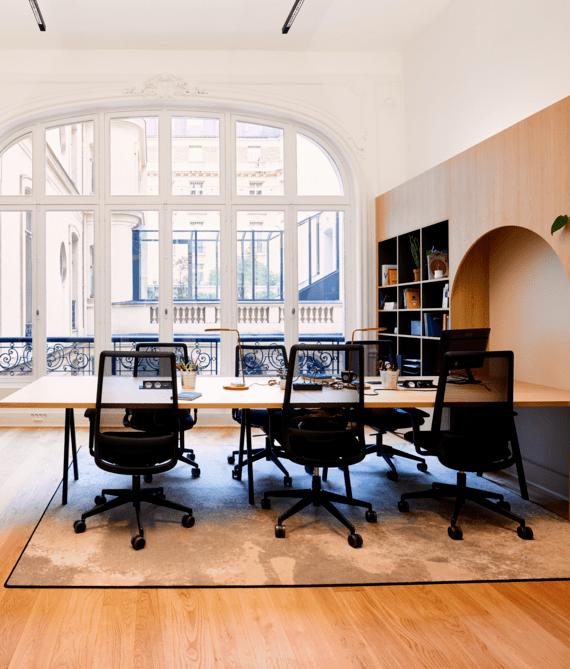 Bureau privé design