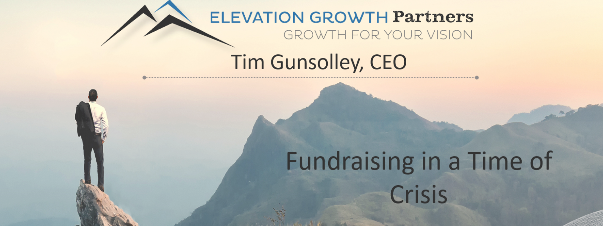 [Webinar] How to Fundraise in a Time of Crisis