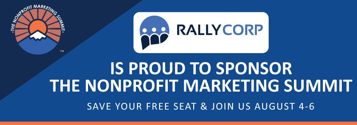 Nonprofit Marketing Summit + Rally Corp | VIP Pass Giveaway