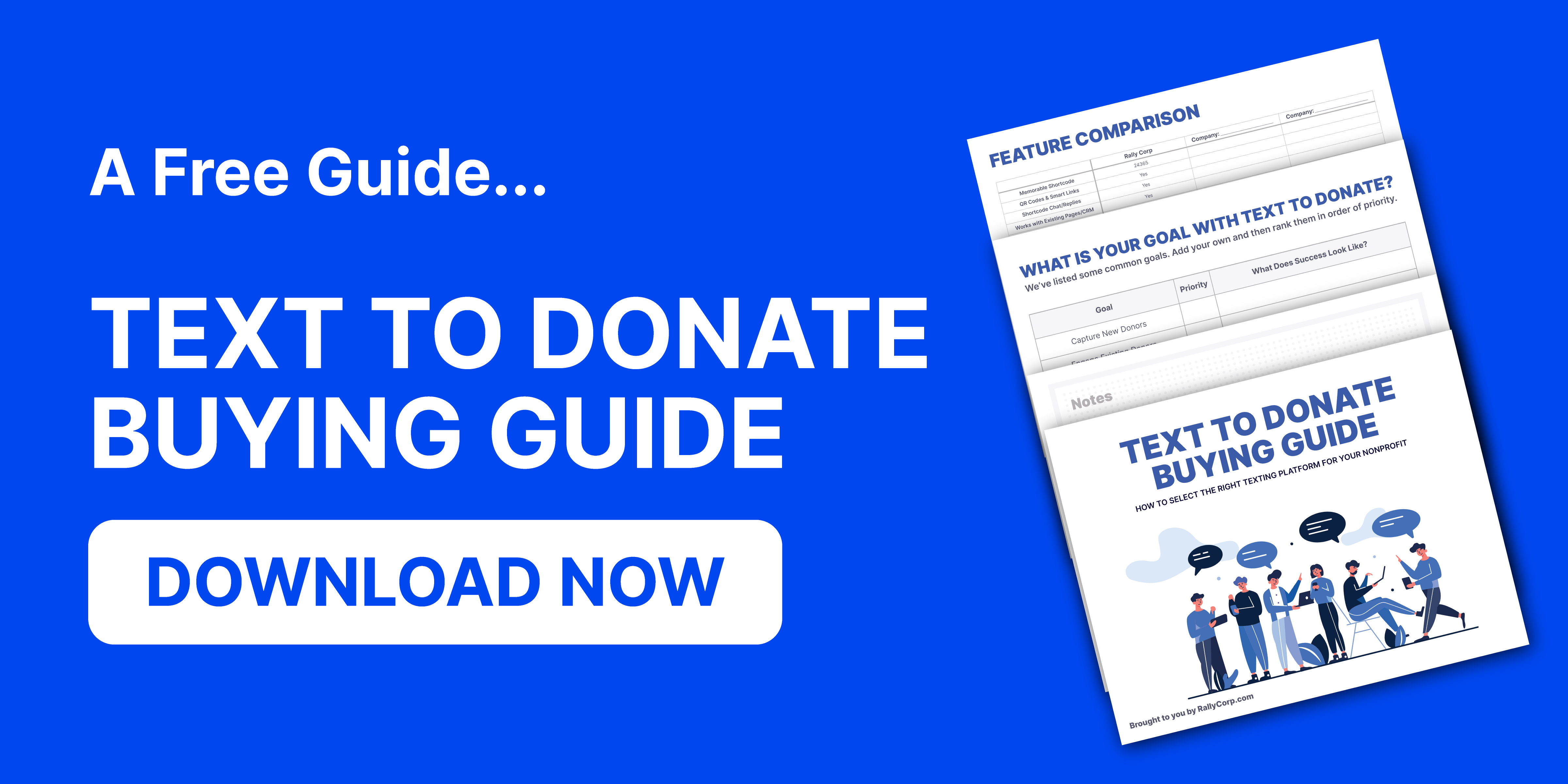 Text to Donate Buying Guide