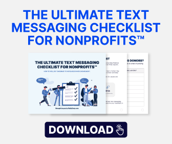 The Ultimate Text Messaging Checklist for Nonprofits download
