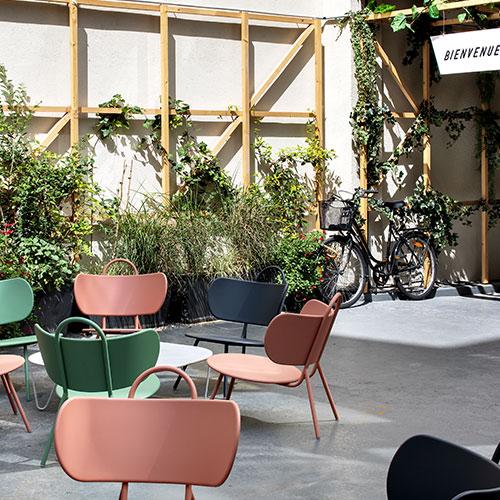 Amsterdam - Espaces extérieurs