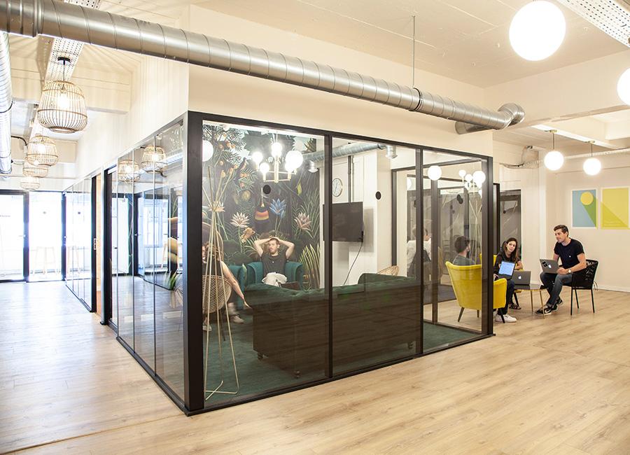 coworking paris 10 - les salles de réunion