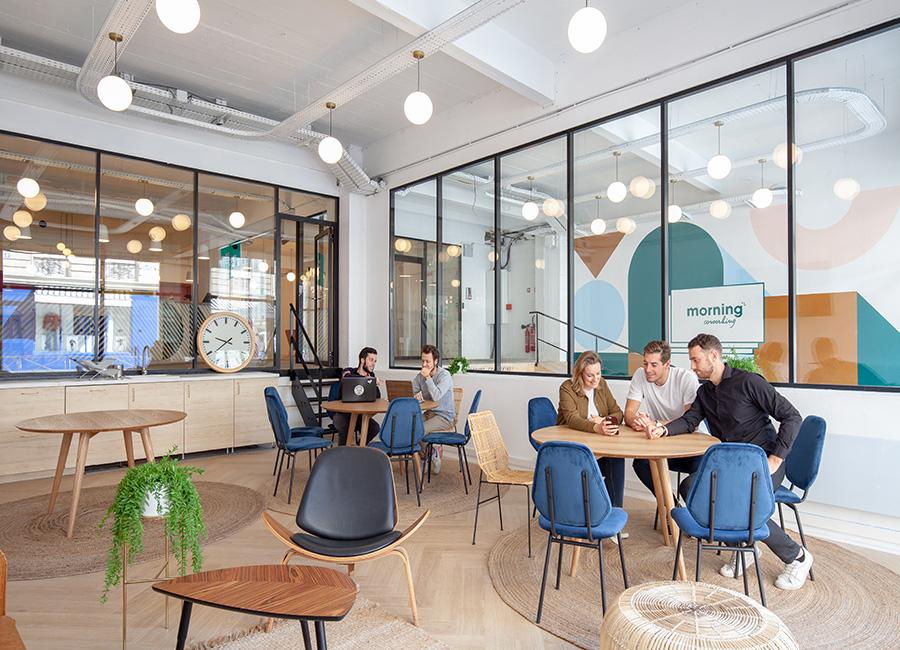 coworking paris 10 - le loft de morning république