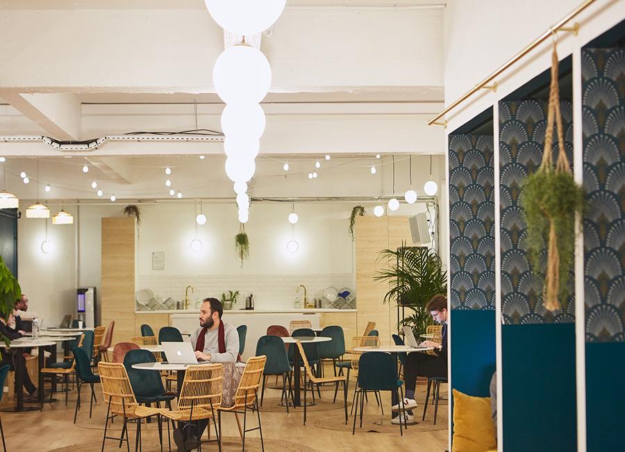 coworking paris 10 - l'open space