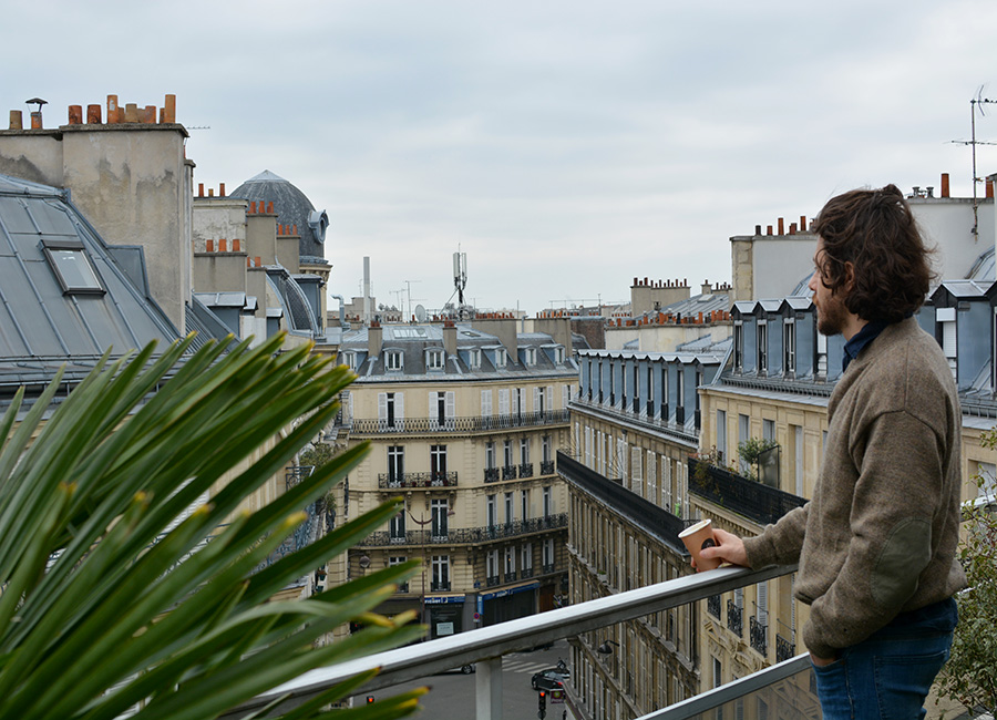 coworking paris 8 - la terrasse