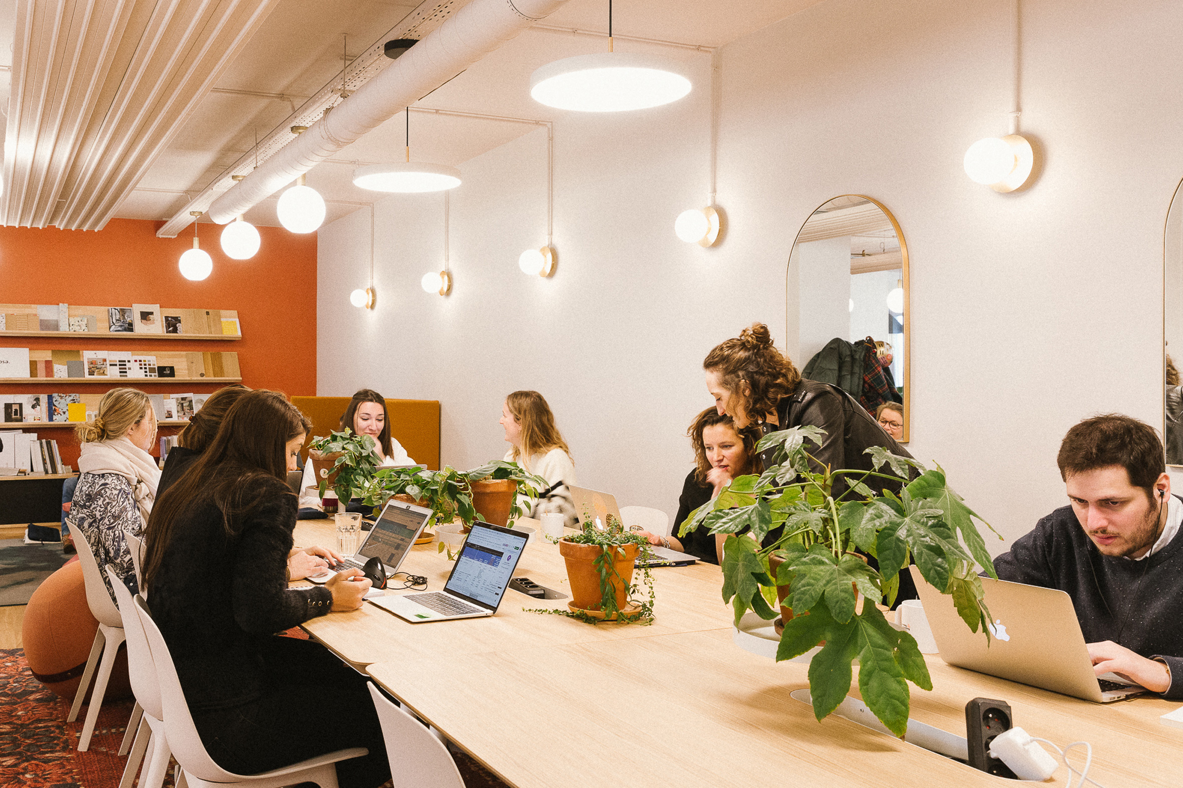 coworking paris 2 - open space