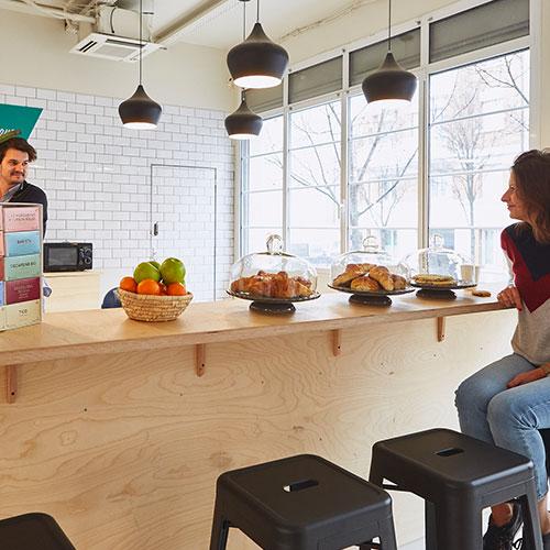 Marcadet Café
