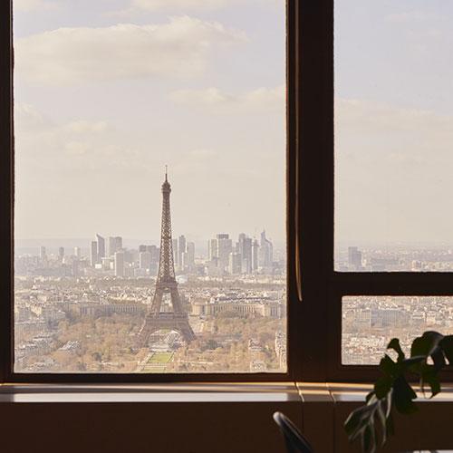 Vue - Montparnasse