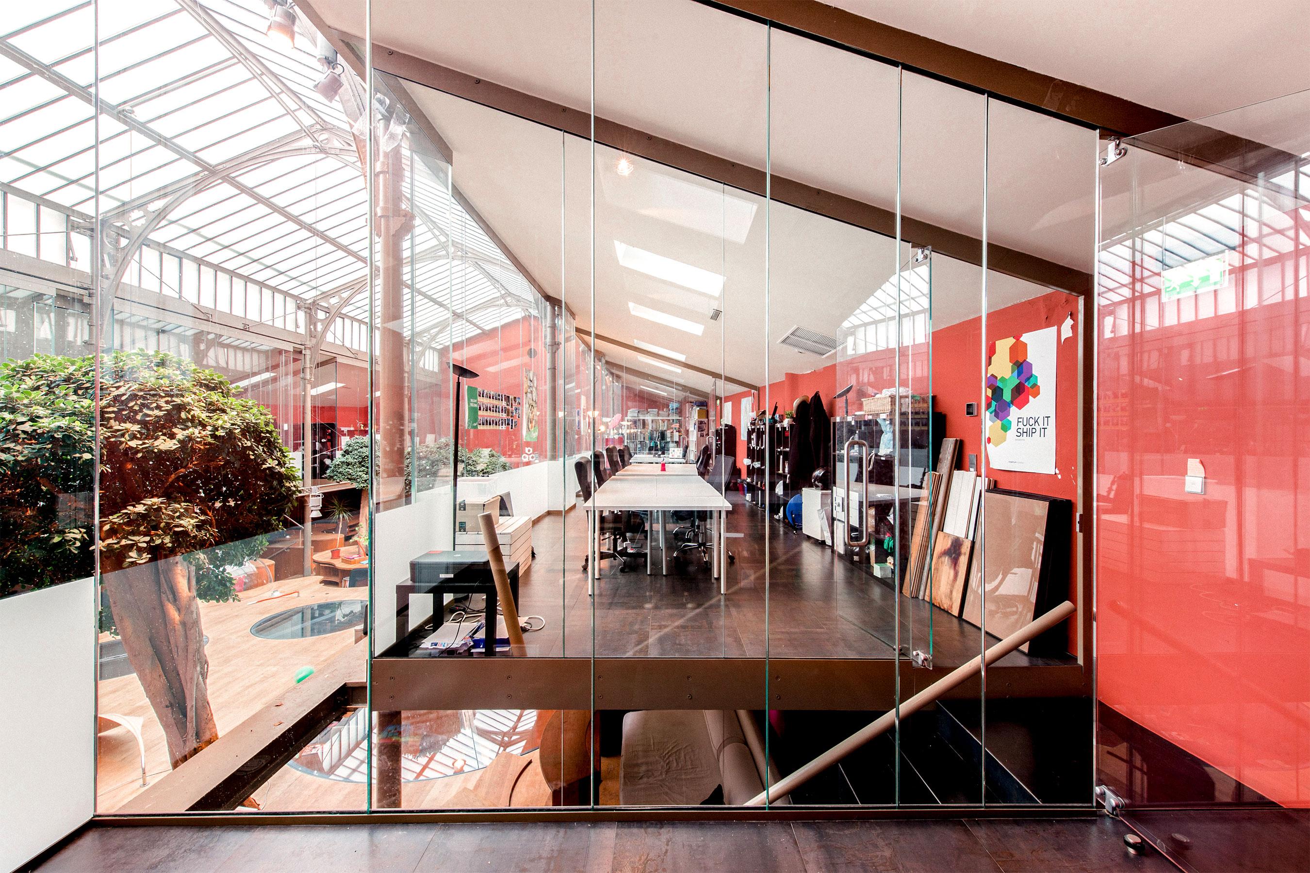 coworking stalingrad - les bureaux
