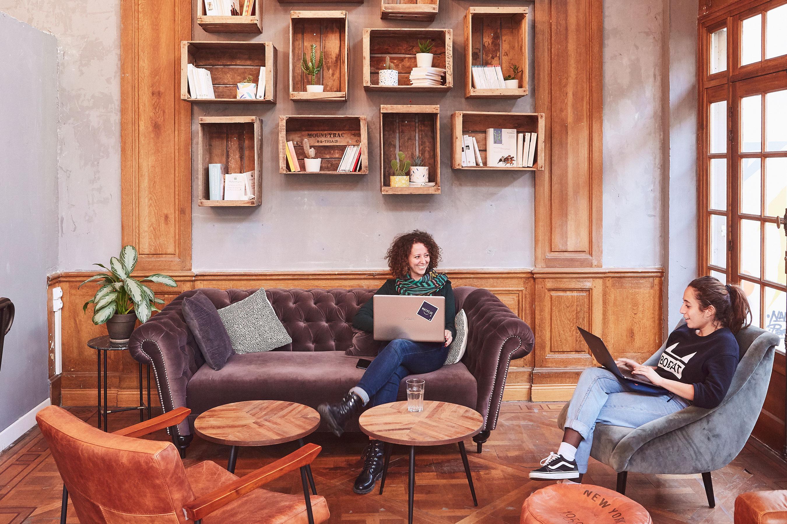 Coworking bagnolet - salon