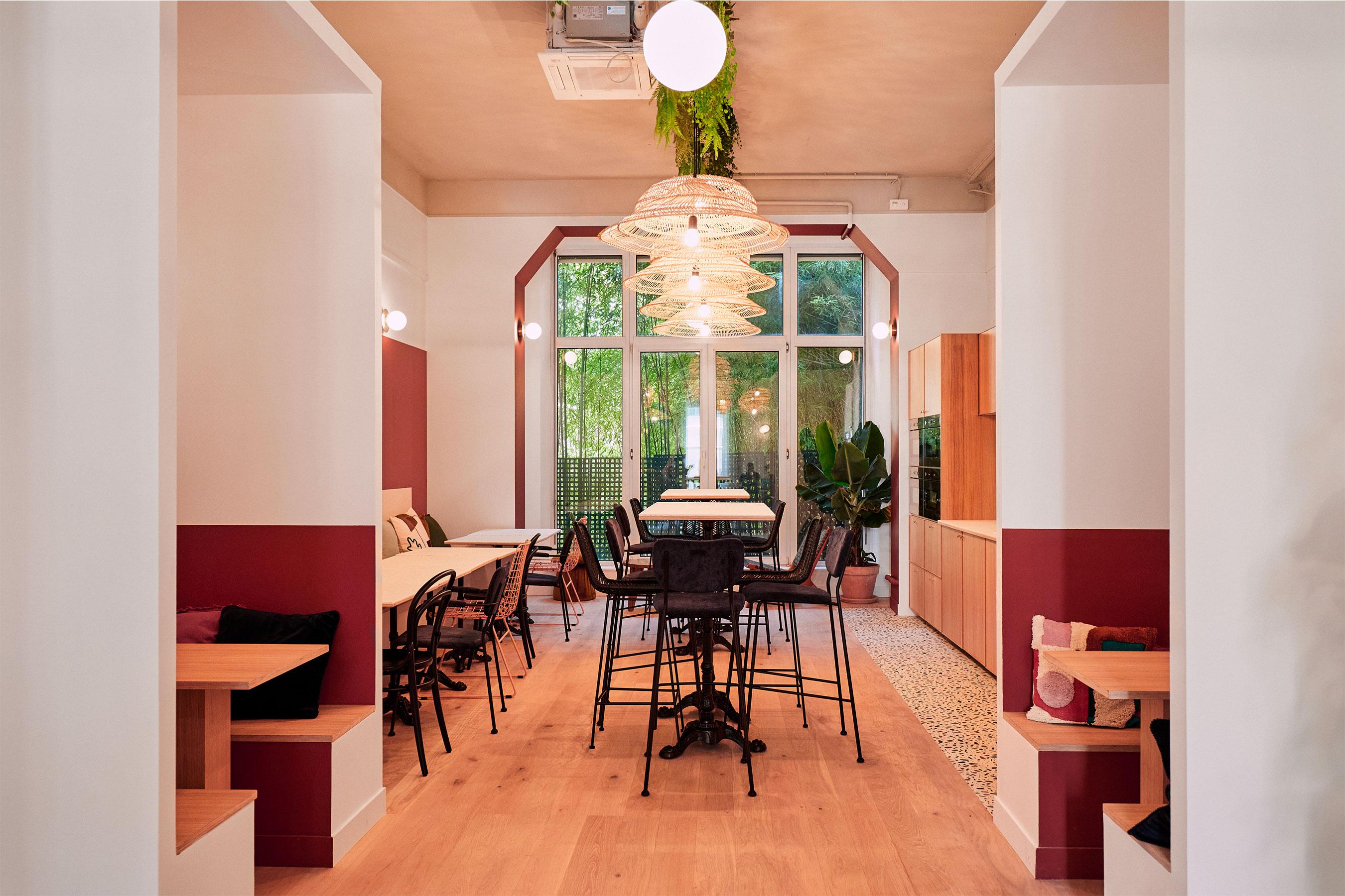 Coworking paris 16 - cuisine