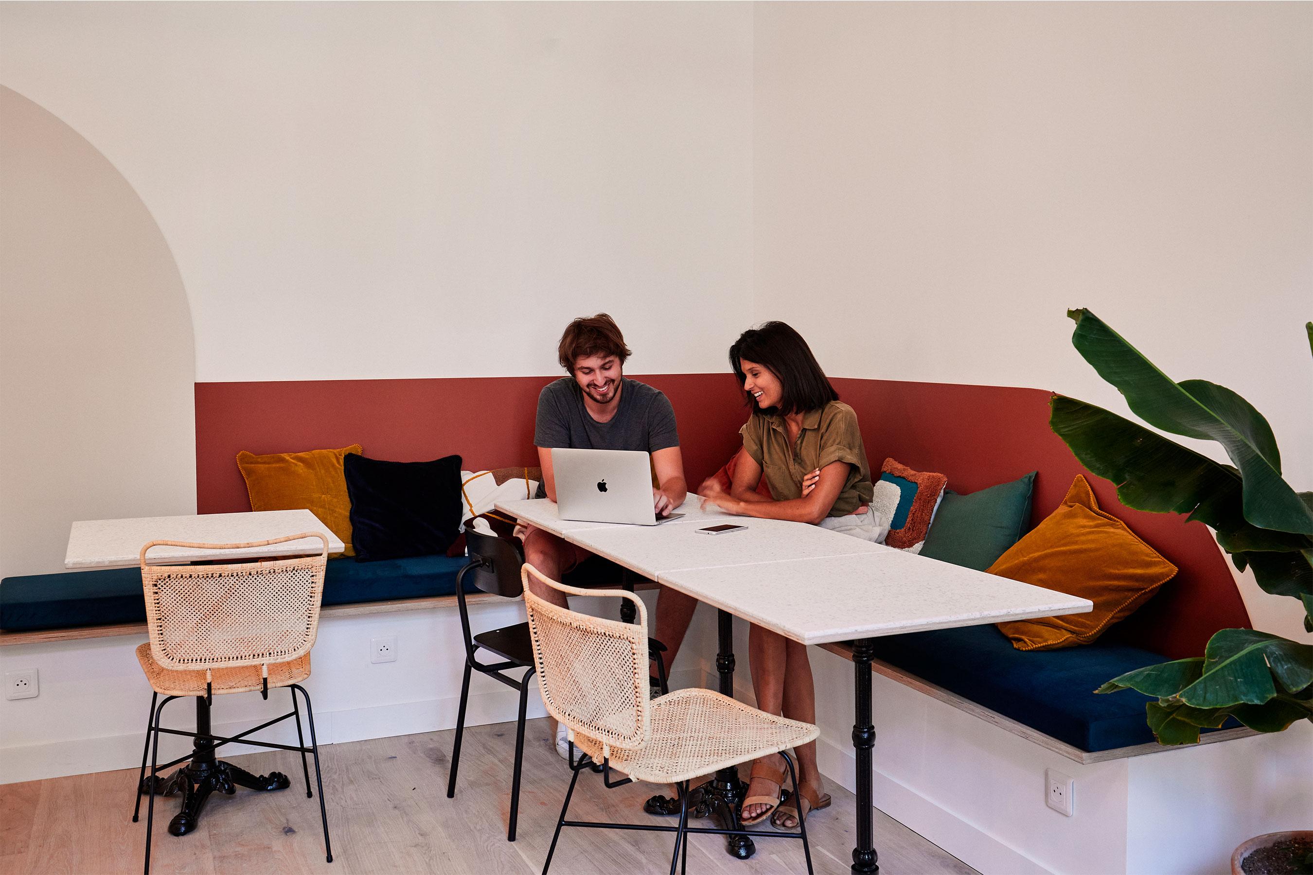 Coworking paris 16 - réunion