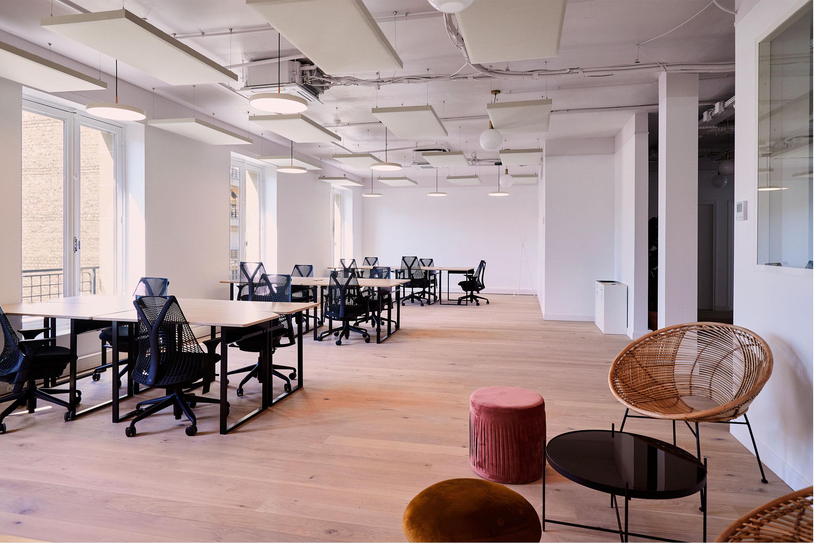 Coworking paris 16 - bureau 2