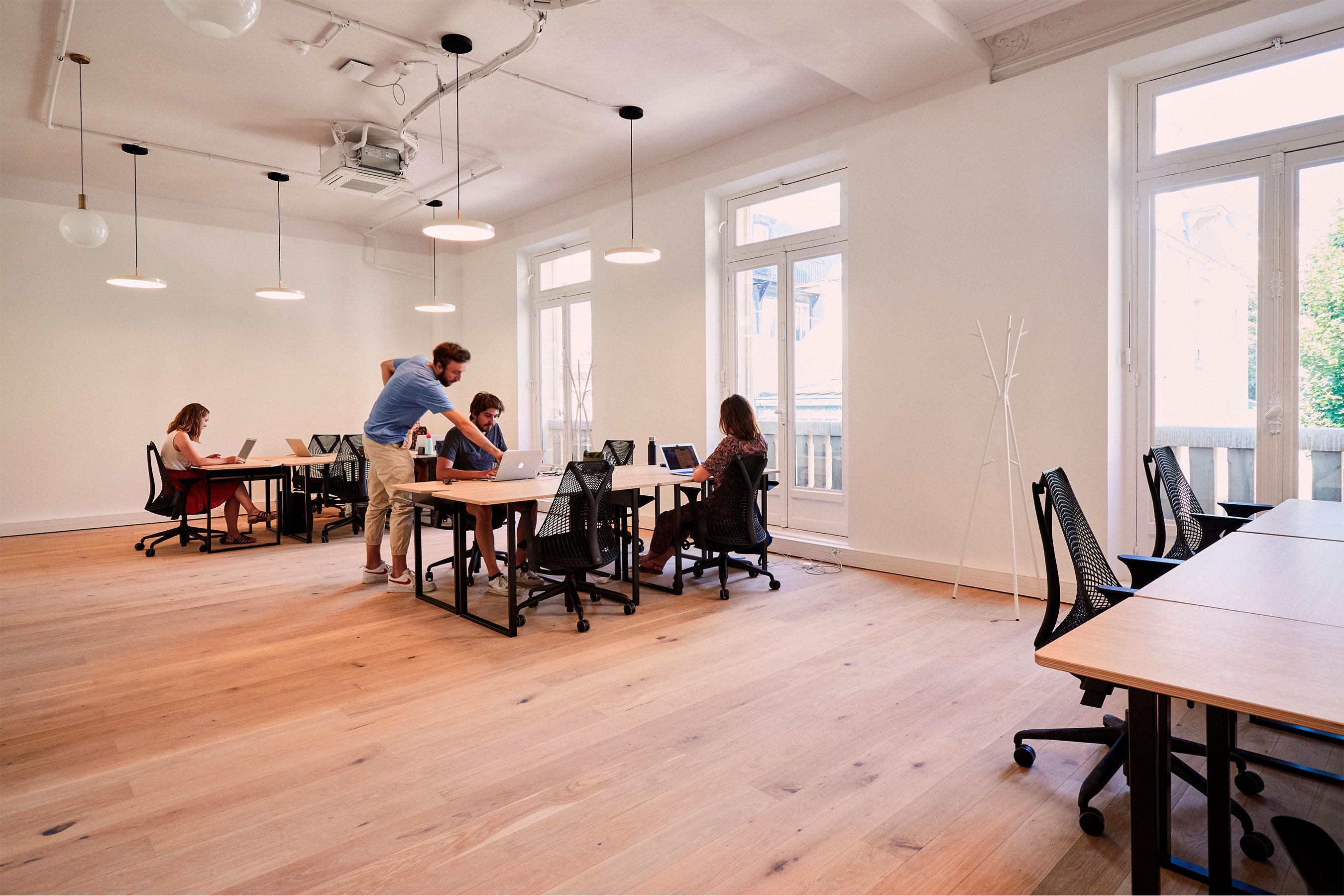 Coworking paris 16 - bureau