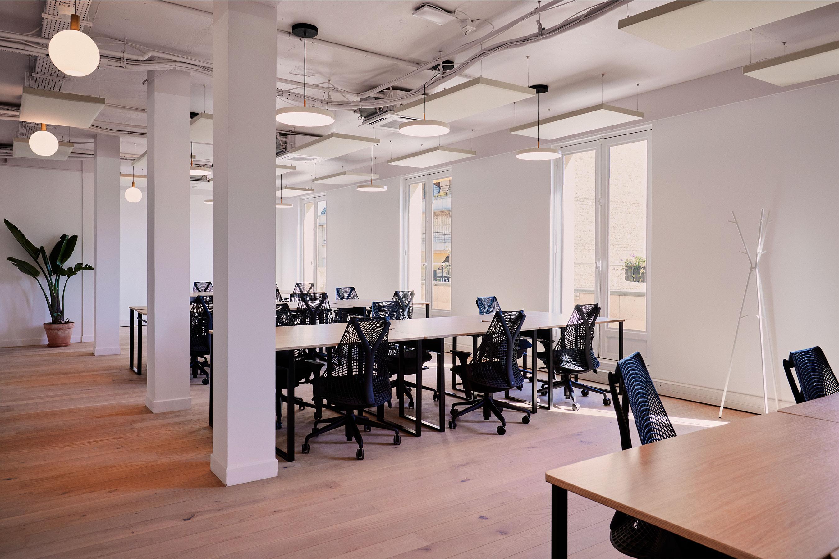 Coworking paris 16 - espace nomade